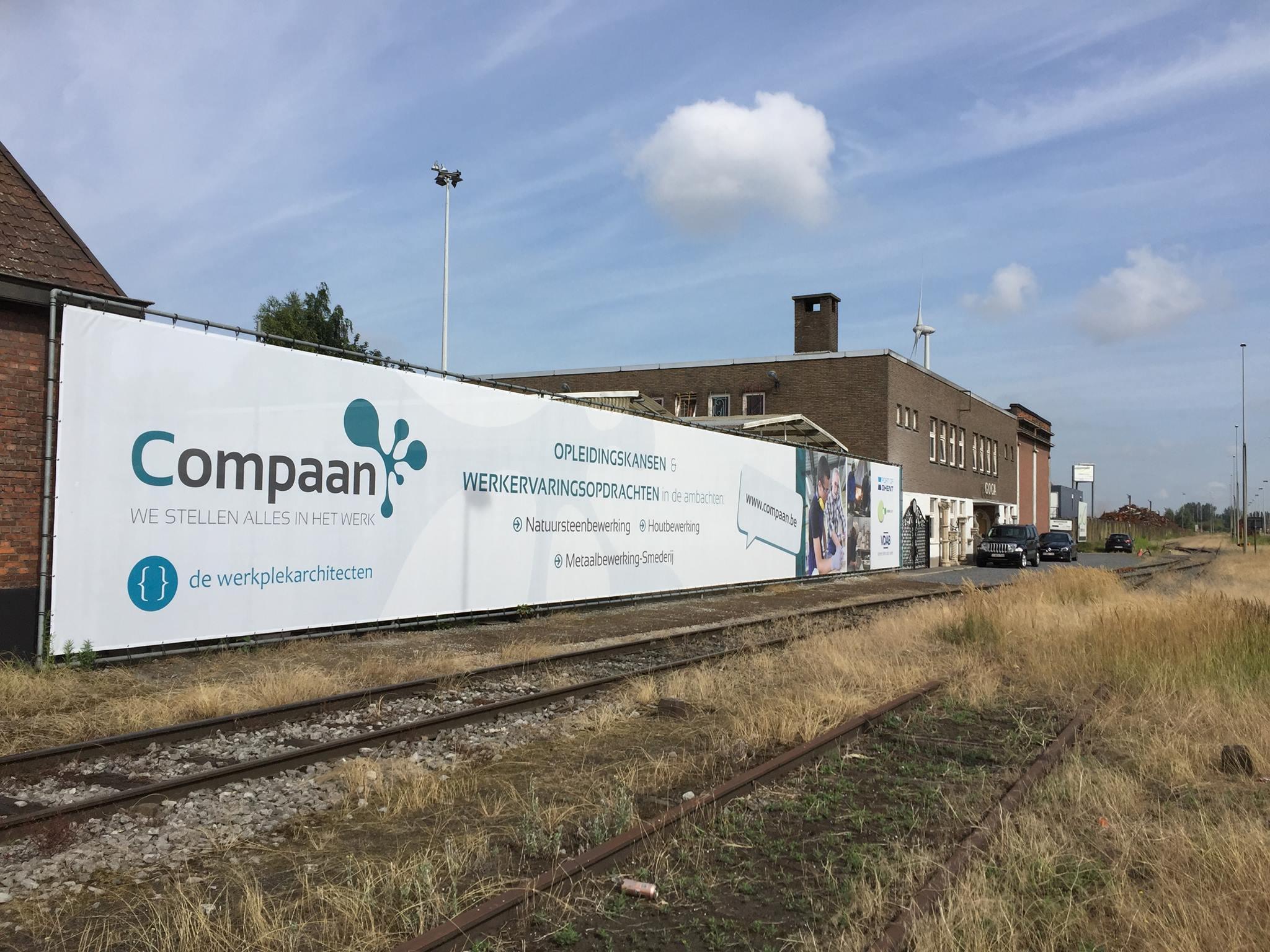 Compaan Gent-Zeehaven